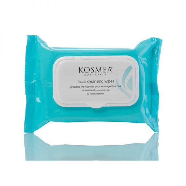 Kosmea Facial Cleansing Wipes