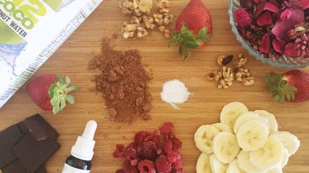 Kosmea rosehip smoothie