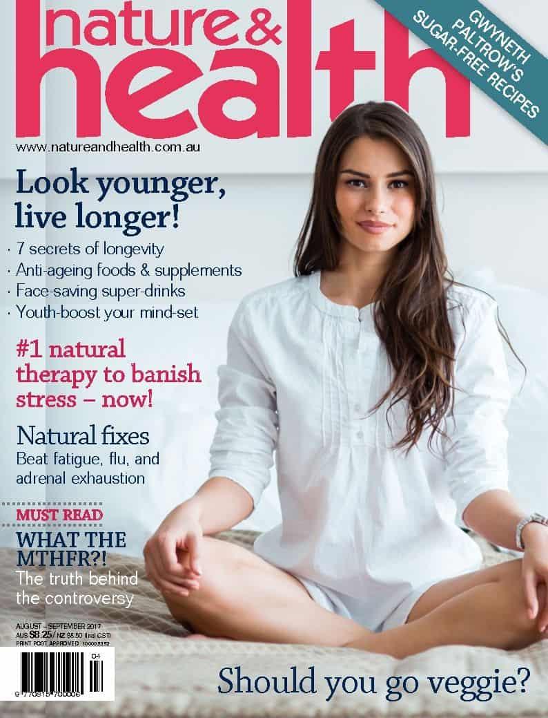 Nature and Health Magazine Kosmea