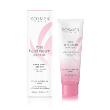 Kosmea Rose Hand Cream