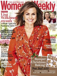 Kosmea in Womens Weekly