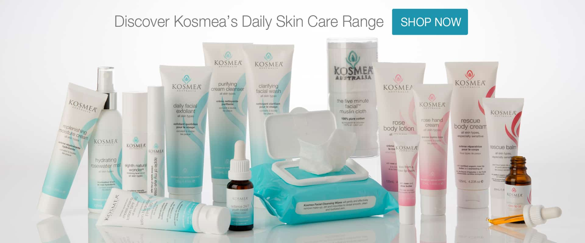 Buy Kosmea Products