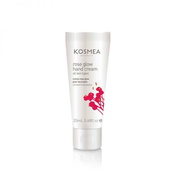 Rose Glow Hand Cream 20mL