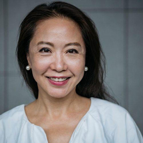 mature asian lady